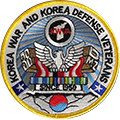 Korean War Veterans Association, Inc. logo